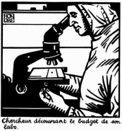 Dessin de Honoré
